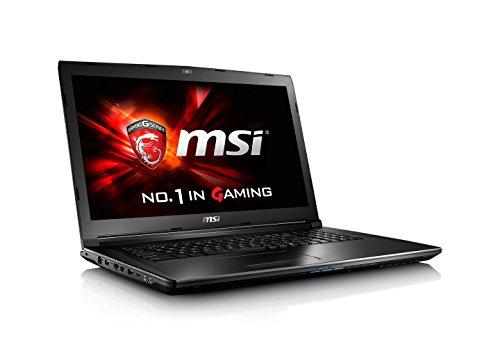 MSI-GL62-7QF-1672UK-156-Inch-Gaming-Notebook-Black-Kabylake-Core-i7-7700HQ-GTX-960M-128GB-SSD-1TB-HDD-16GB-DDR-IV-RAM-Windows-10