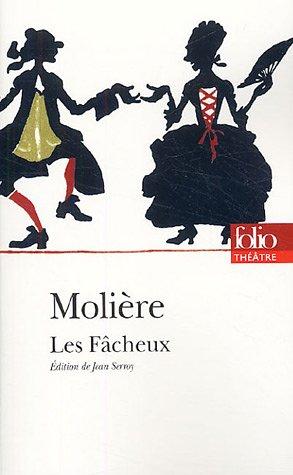 Les Fâcheux (Folio Théâtre) por Molière