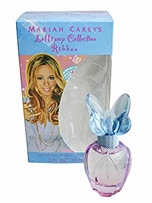 Mariah Carey's Lollipop Collection Ribbon Eau De Parfum Spray, 0.5 Fl Oz by Chunkaew