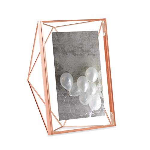 Umbra Prisma Bilderrahmen, Metall, Chrom, 13x18 cm