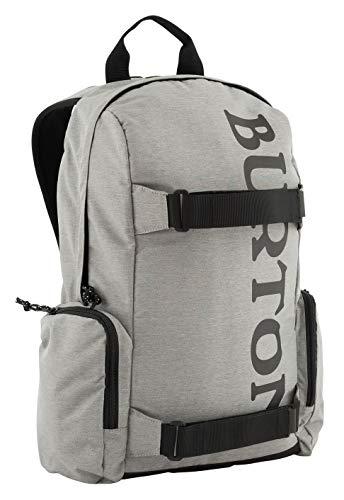 Burton Emphasis Daypack, Grey Heather, 48 x 31,5 x 15 cm (Dc-rucksäcke Für Jugendliche)