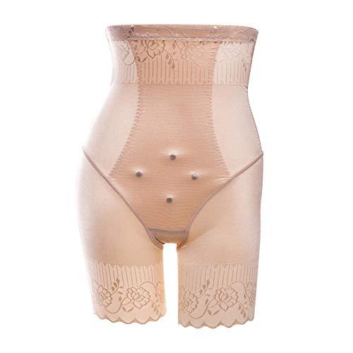 Kostüm Strapless Bodysuit Schwarz - love+djl Hohe Taillenformungshose,Taille Trainer Shapewear Frauen Body Shaping Pants Kontrolle Schlanken Bauch Sexy Dessous @Beige_XXXL