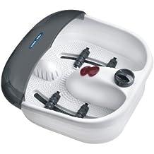Bain de Pieds Relaxant Hydro massage pour les pieds Set Relax Bain pour massage des pieds Hydro spa