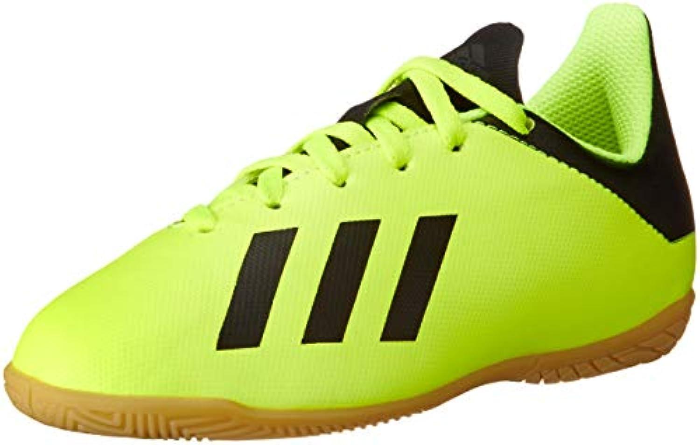 adidas unisexe enfants & eacute; chaussures, x tango 18,4 en j futsal chaussures, eacute; jaune (amasol / negb & aacute; s / amasol 001), 11 royaume - uni a4bf3e
