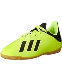 Adidas X Tango 18.4 In J, Zapatillas de Fútbol Sala Unisex Adulto