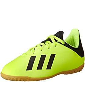adidas X Tango 18.4 In J, Zapatillas de fútbol Sala Unisex niños