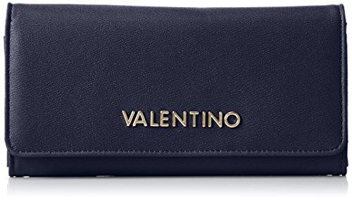 Valentino RIALTO, Portafoglio Donna, Blu (Blau (NOTTE)), 19x10x4 cm (B x H x T)
