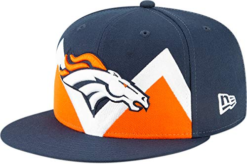 New Era 950 NFL 2019 Draft Snapback Cap (Denver Broncos)