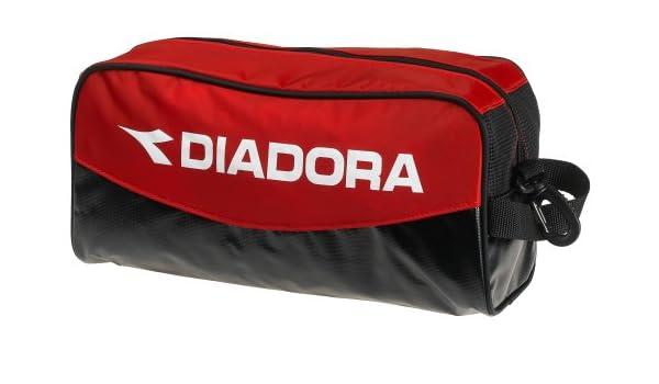 6b8b077ae Diadora Amalfi II shoe bag, Red: Amazon.it: Sport e tempo libero