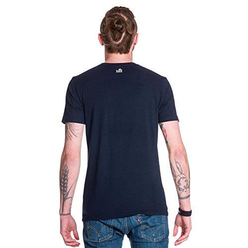 Star Wars Herren T-Shirt Board Trooper Stormtrooper von chunk Baumwolle blau Blau
