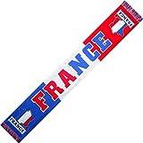Echarpe EQUIPE DE FRANCE - Supporter Football - Taille 138 cm