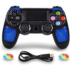 Oubang Mando Inalámbrico para PS4 Azul