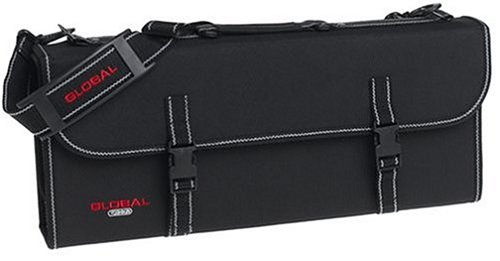 Global G667/21 Deluxe knife case for up to 21 knives
