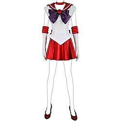 Disfraz de Sailor Mars