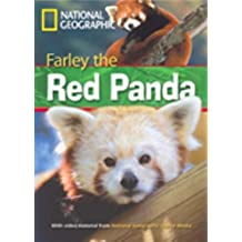 """Farley the Red Panda: Incredible Animals. Niveau 2 """"1000 Wörter"""" (Helbling Languages) (National Geographic Footprint Reading Library)"""