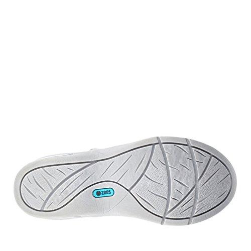 BZees Revival Femmes Large Toile Sandale de Sport Grey