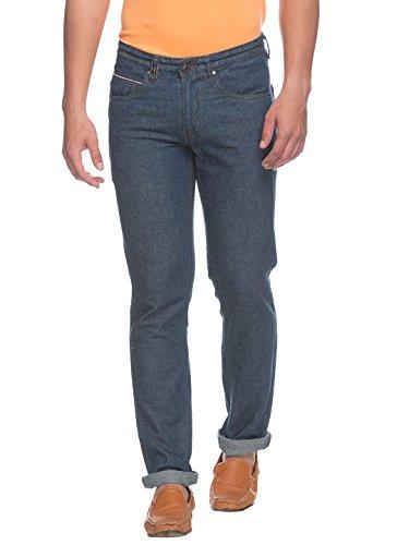 Raymond Dark Blue Men Jeans
