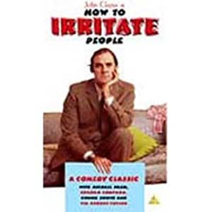 John Cleese On How To Irritate People [VHS]