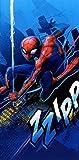 Exity Telo Mare Bambino Spiderman Uomo Ragno Asciugamano Piscina Idea Regalo SP 1032