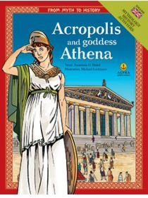 acropolis and goddess athena