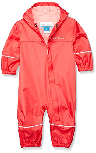 Columbia Damen Snuggly Bunny Regen Anzug, Snuggly Bunny, Bright Geranium (Bunny Outfit Für Baby)