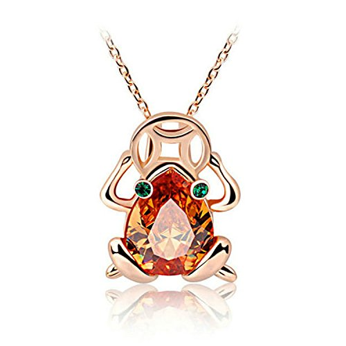 yoursfs-stylish-18ct-rose-gold-plated-necklace-with-green-crystals-eyes-frog-pendant-necklace