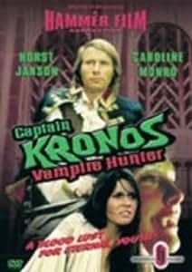 Captain Kronos, Vampire Hunter [DVD] [1974]
