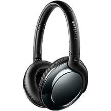 Philips SHB4805DC Flite Everlite - Auriculares Bluetooth inalámbricos (Elegante y Plegables, 12 Horas de
