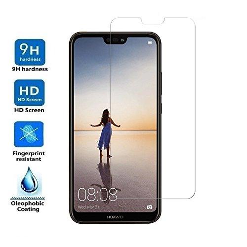 Electrónica Rey Protector de Pantalla para Huawei P20 Lite - Nova 3E, Cristal Vidrio Templado Premium