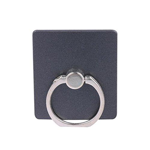 amiubo allgemeiner 360 Grad drehender Finger Ring Stand Halter f