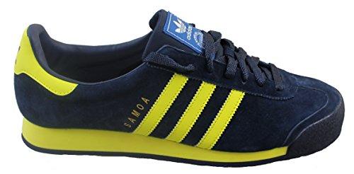 adidas Originals Samoa VNTG, Collegiate Navy/Bright Yellow/Bluebird collegiate navy/bright yellow/bluebird