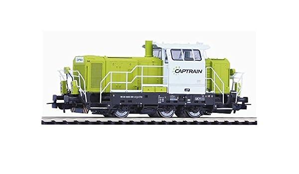 Piko 52650 Diesellok Vossloh G6 InfraLeuna VI Schienenfahrzeug