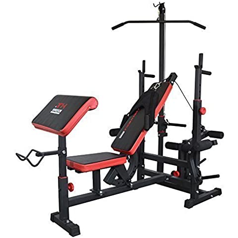 TrainHard - Panca Fitness, Training Center,