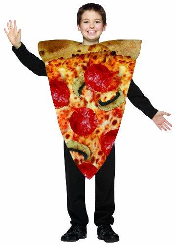 Rasta Imposta 195861 Pizza Stück Kinderkostüm