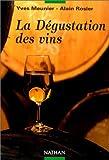 Image de Techniguide de la degustation des vins
