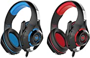 Cosmic Byte GS410 Headphones with Mic and for PS4, Xbox One, Laptop, PC, iPhone and Android Phones & Cosmi