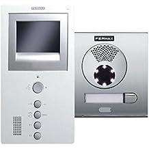 New City Line Fermax vídeo-intercomunicadores-Set 1 we/VdS/con Loft Compact, 4958