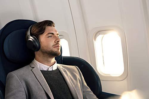 Sony WH-1000XM3 Bluetooth Noise Cancelling Kopfhörer (30h Akkulaufzeit, Touch Sensor, Headphones Connect App, Schnellladefunktion) schwarz - 10