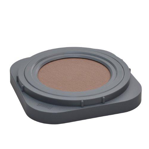 Compact-Puder 8 g, dunkelbraun
