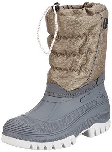 CMP Unisex-Erwachsene Hanki Bootsportschuhe, Beige (Sand A516), 35 EU