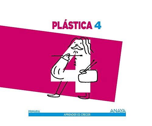 Plástica 4. (Aprender es crecer) - 9788467878509 por Ana Teresa Oviedo Melgares