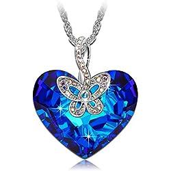 J.NINA Mariposa Amor cristales de SWAROVSKI®