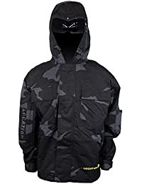 Boys Location Waterproof Breathable Heavy Shell Outer Taped Seam Jacket
