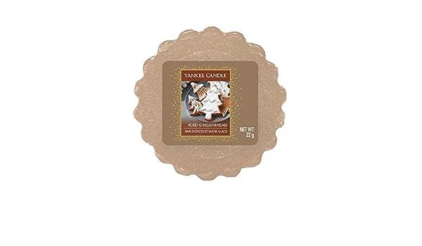YANKEE CANDLE Tartine Cs Bar Magic Cookie Bougies parfum/ées Accueil /& Fleurs