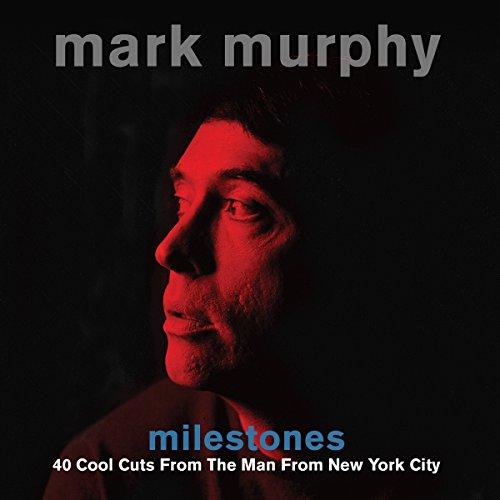Milestones (Double CD) - Mark Murphy - 2017
