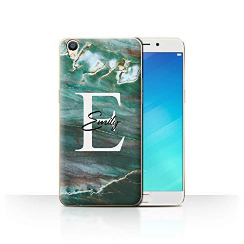 eSwish Personalisiert Individuell Mode Marmor Stein Hülle für Oppo F1 Plus/R9 5.5