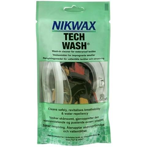 Nikwax Tech Wash Textile Cleaner (100Ml)
