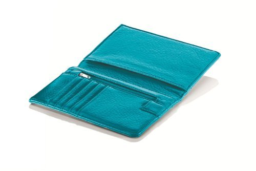 travel-smart-by-conair-rfid-blocking-passport-wallet-teal-by-travel-smart