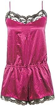 JiaMeng - Pijama - Moda - Cuello en V - para Mujer - JMQQ35