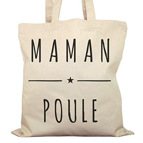 tote-bag-imprime-ecru-toile-en-coton-bio-maman-poule